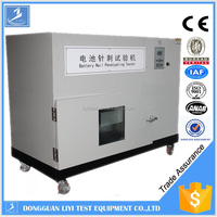 Power Battery Safety Performance Test Puncture Testing Equipment