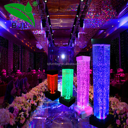 water climbing led tube square light up tubes