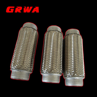 Auto Parts Flexible Stainless Steel Pipe