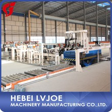 high quality best price paper faced gypsum board production plant