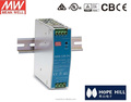 Original MeanWell 120W Industrial DIN RAIL Power Supply 48V 2.5A SMPS NDR-120-48 Slim and Economical