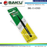 2016 BAKU Ultre Fine Point Tip Long BK-11-ESD Tweezer