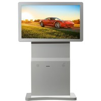 42 Inch Spin screen Touch lcd screen kiosk LCD Player