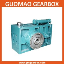 Superior quality hard gear plastic extruder reducer