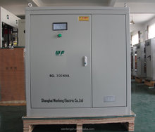 300 kva three phase 380v to 220v dry type transformer