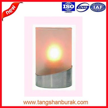hotel supplies 40hrs burning time paraffin oil table lamp for restaurants