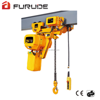 China supplier overhead hoist block lifting equipment light duty electric hoist