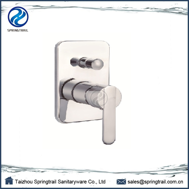 China Sanitary Ware Concealed Shower Thermostatic Valve