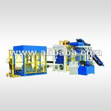 FULLY AUTOMATIC CONCRETE HOLLOW BLOCK BRICK MAKING MACHINE PRICE