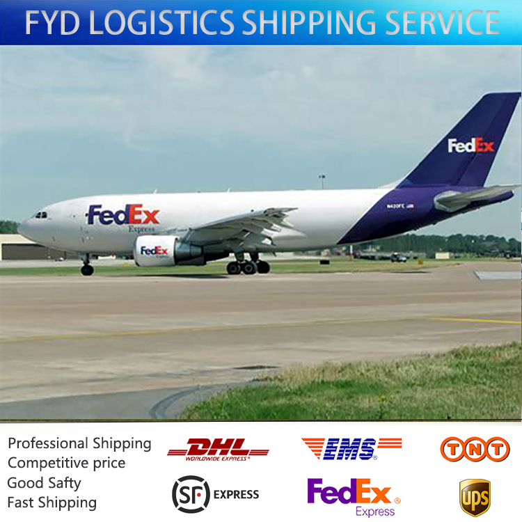 Sport Shoes and Other Product Air Freight Logistics Service from China to Cincinnati America by <strong>Fedex</strong> Express to Fba