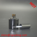 Glass Material and Crown Cap Sealing Type nail polish bottle