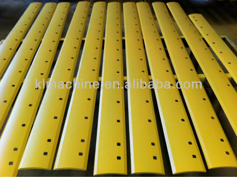 Boron Steel heat treated snow blades for tractors