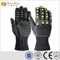 Sunnyhope safety protection gloves high impact protective gloves