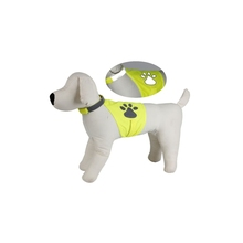 Factory Cheap Polyester Warning Safety Reflective Dog Clothing