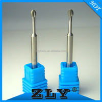 ZLY special cutting tools long neck ball head milling cutter