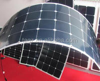 200w Semi Flexible Solar Panel