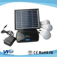 Good quality farmer favorite mini solar power shed solar light with li-ion battery