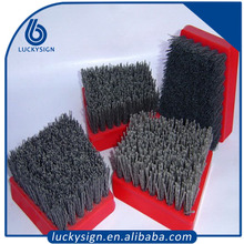 Frankfurt Antique Abrasive Nylon Brush for Grinding Marble Stone
