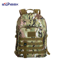 Wholesale outdoor fire proof military backpack tactical