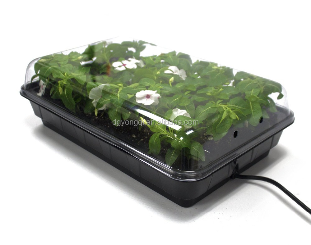 China factory direct sale IP67 water proof seed heated germination station, heated propagator