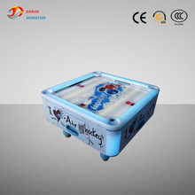 2017 New arrival kids 4 players air hockey table game for sale