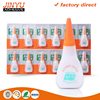 Instant dry Strong Adhesive high temp resistance chemmer strong super glue 502 glue