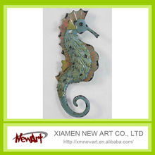 home derocation seahorse metal seahorse decor