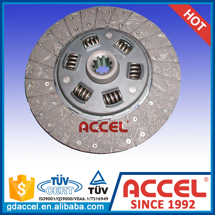 Ref No.L20D515 HB3159 clutch disc for BEDFORD vehicle