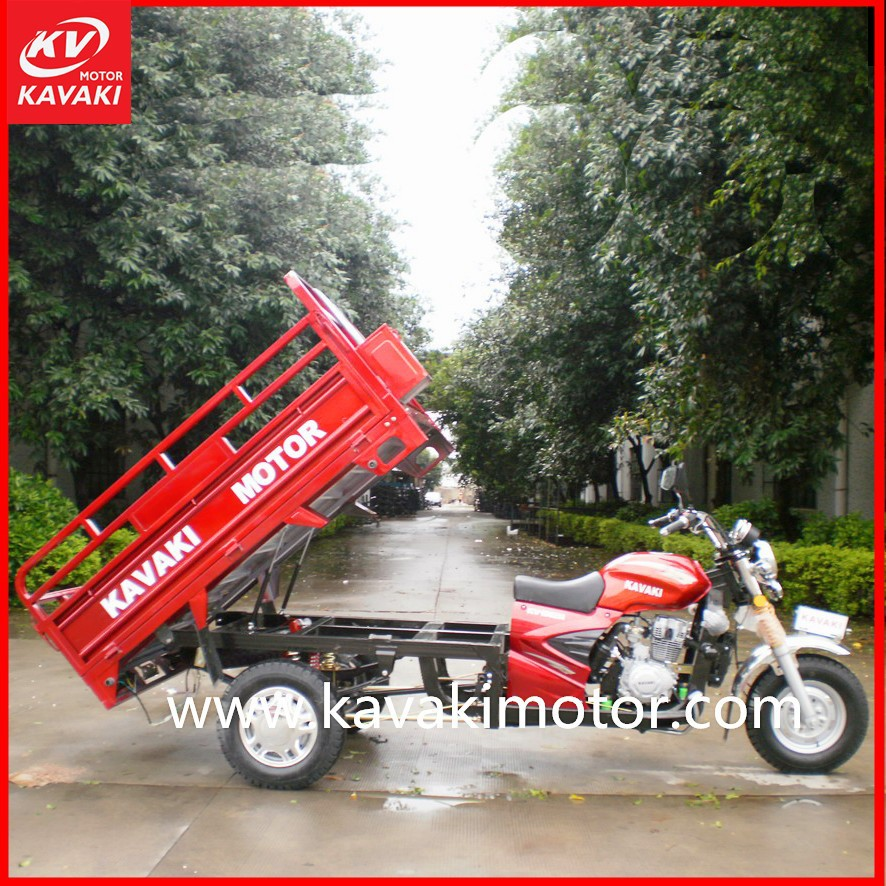 China Authorized Tricycle 150cc-250cc Gas Motor / Non Diesel Rickshaw Tricycle Tuk Tuk Engine