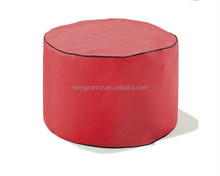 High Quality soft Indoor and Outdoor Bean Bag footstool