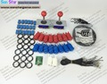 New Arrival DIY Arcade parts Bundles With Arcade Controller+Joystick+Push button+Microswitch
