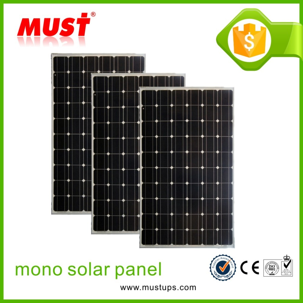 300W Long Warranty Mono Photovoltaic PV Solar <strong>Panel</strong> from Trade Assurance