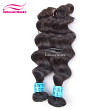 Best Quality 100 human hair weave atlanta natural black