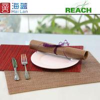 heat resistant table mats , strong anti slip mat