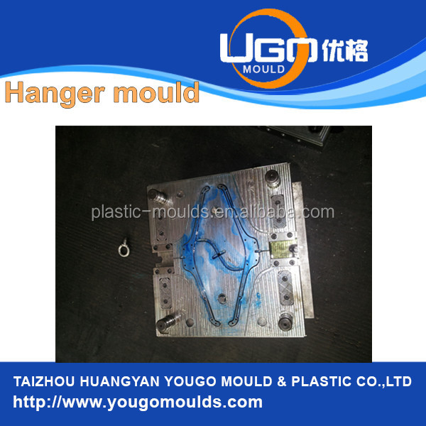 high quality plastic laundry hanger hook mould