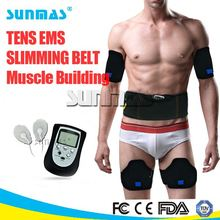 Sunmas SM9065 fitness equipment 2014 new vibrating fat removal current massage pr