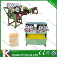 wood bamboo food stick processing for bamboo bbq stick machine