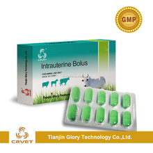 Veterinary Medicine Cattle Intrauterine Bolus