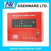 4 zone conventional fire alarm control system equipment