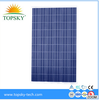 250 watt high quality solar module high efficency poly solar panels factory direct for soalr panel power system