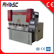 high technical support for industrial using mechanical backgauge and digital display hydraulic cnc bending machine