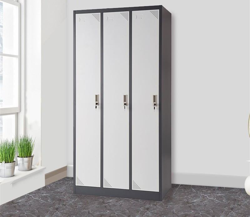 Professional steel cupboard design modern gym lockers for sale