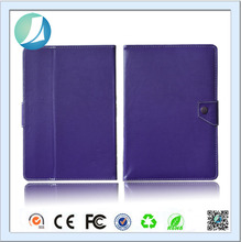 Purple Stand PU universal case for tablet 10.1