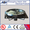 Match-Well high volumn mini axial flow fan for marine/ship