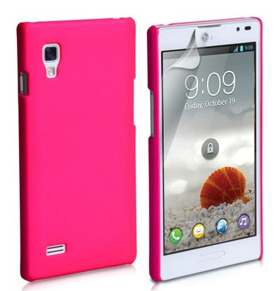 Hot Selling Plastic Hard Case Cover For LG Optimus L9 P760