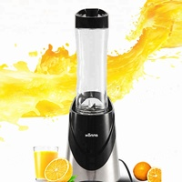 300W Mini Electric Travel Sport Blender with 600ml Bottle