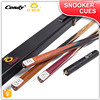 O'MIN ash wood maple snooker cue &one piece billiard cues The traditional series billiards cue& snooker cue for sale