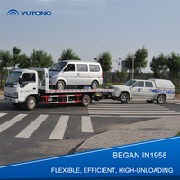 Yutong Professional 3 Ton Tow Truck Platform For Sale
