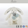 Cute Stuffed Plush Animal White Bunny baby Toy