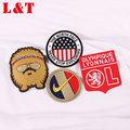 Durable Clothing Sew On Patch,Custom Iron On Logo Patch Italian